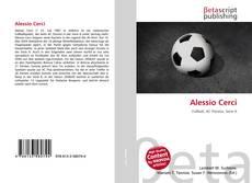 Buchcover von Alessio Cerci