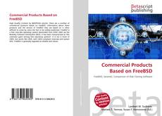 Couverture de Commercial Products Based on FreeBSD