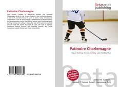 Обложка Patinoire Charlemagne
