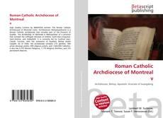Roman Catholic Archdiocese of Montreal v的封面