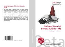 National Board of Review Awards 1946 kitap kapağı