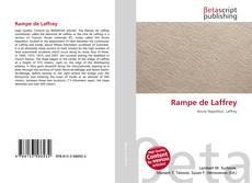 Bookcover of Rampe de Laffrey