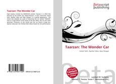 Taarzan: The Wonder Car kitap kapağı