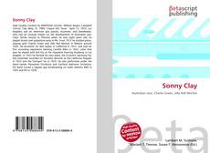 Sonny Clay kitap kapağı