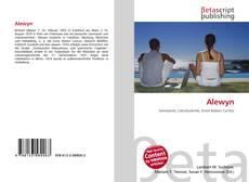Bookcover of Alewyn
