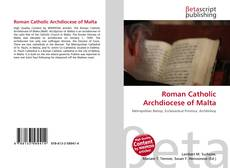 Borítókép a  Roman Catholic Archdiocese of Malta - hoz