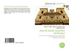 Couverture de Joan of Valois, Countess of Hainaut