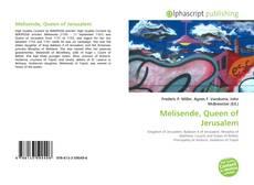 Buchcover von Melisende, Queen of Jerusalem