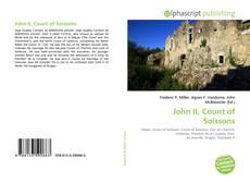 Borítókép a  John II, Count of Soissons - hoz