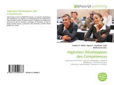 Couverture de Ingénieur Développeur des Compétences
