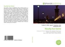 Bookcover of Neuilly-Sur-Seine