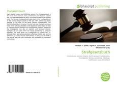Bookcover of Strafgesetzbuch