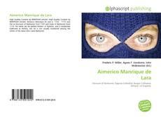 Buchcover von Aimerico Manrique de Lara