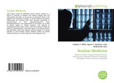 Bookcover of Nuclear Medicine