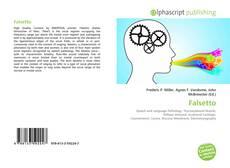 Buchcover von Falsetto
