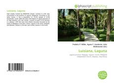 Luisiana, Laguna的封面