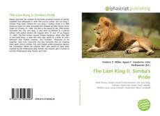 Buchcover von The Lion King II: Simba's Pride