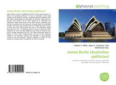 James Burke (Australian politician)的封面