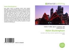 Bookcover of Helen Buckingham
