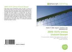 Обложка 2009–10 FC Unirea Urziceni Season