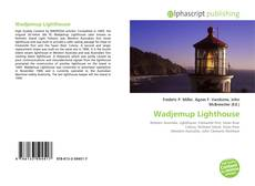 Capa do livro de Wadjemup Lighthouse