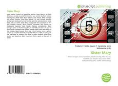 Bookcover of Sister Mary