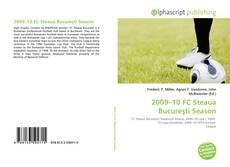 Bookcover of 2009–10 FC Steaua Bucureşti Season