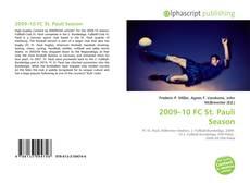 Bookcover of 2009–10 FC St. Pauli Season