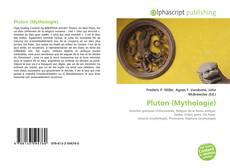 Обложка Pluton (Mythologie)