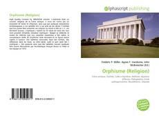 Обложка Orphisme (Religion)