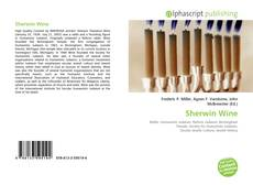 Bookcover of Sherwin Wine