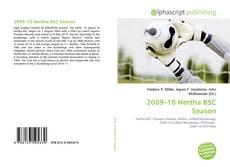Bookcover of 2009–10 Hertha BSC Season