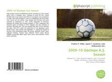 2009–10 Göztepe A.Ş. Season kitap kapağı