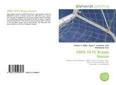 Bookcover of 2009–10 FC Braşov Season