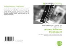 Couverture de Andrew Robinson (Neighbours)