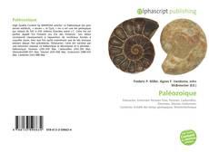 Portada del libro de Paléozoïque