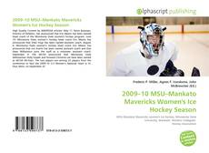 Borítókép a  2009–10 MSU–Mankato Mavericks Women's Ice Hockey Season - hoz