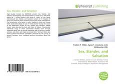 Buchcover von Sex, Slander, and Salvation