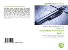 Buchcover von Accounting Information System