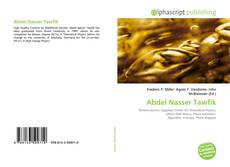 Bookcover of Abdel Nasser Tawfik