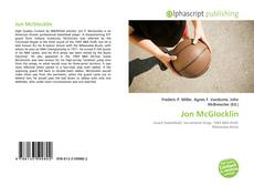 Bookcover of Jon McGlocklin