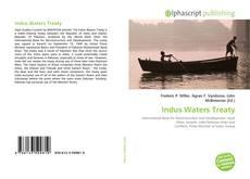 Capa do livro de Indus Waters Treaty