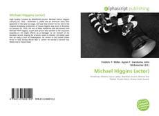 Bookcover of Michael Higgins (actor)