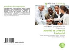 Bookcover of Autorité de Contrôle Prudentiel