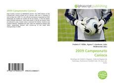 Обложка 2009 Campeonato Carioca