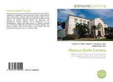 Bookcover of Moussa Dadis Camara