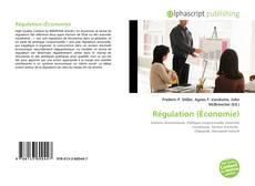 Portada del libro de Régulation (Économie)