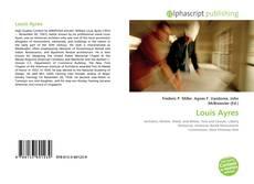 Buchcover von Louis Ayres