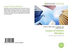 Обложка League of Nations Members