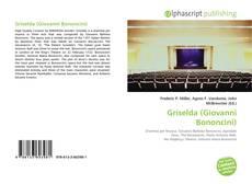 Copertina di Griselda (Giovanni Bononcini)